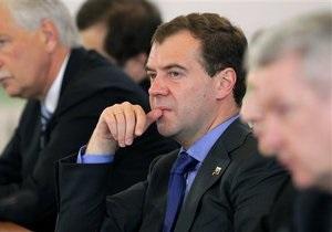 Медведев признал отсутствие значительных успехов в борьбе с коррупцией в России