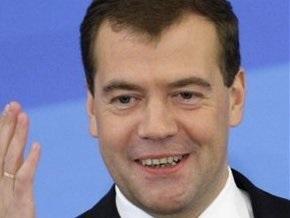 На встрече Медведева с журналистами произошла курьезная ситуация