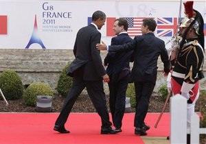 Медведев рассказал коллегам по G-8, какие у него планы насчет второго срока