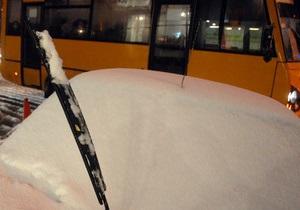 Частные перевозчики повышают стоимость проезда в киевских маршрутках