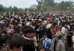 Беспорядки в Кыргызстане: В Джалал-Абаде введено чрезвычайное положение