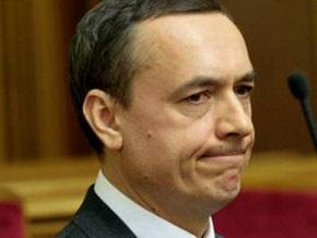 Источник: Мартыненко уволят с должности главы фракции НУ-НС
