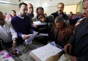 В Египте продлили референдум из-за высокой активности избирателей
