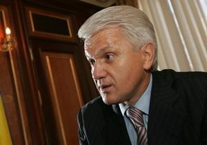 Литвин не верит в подписание соглашения с ЕС даже в случае освобождения Тимошенко
