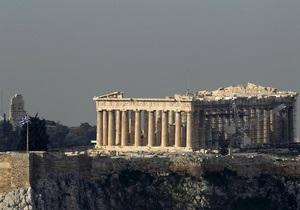 В Афинах полиция разогнала работников минкультуры, заблокировавших Акрополь