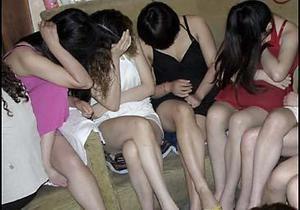 В России более 30 женщин освободили из секс-рабства