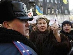 Опрос: Больше трети украинцев готовы выйти на акции протеста
