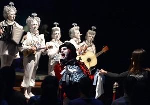 Фотогалерея: Борьба поколений. Cirque du Soleil представил в Киеве шоу Alegria