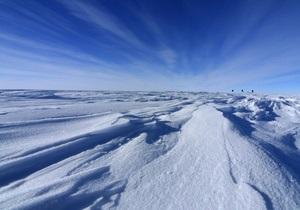 Ледяной покров Антарктики нагревается почти в два раза быстрее, чем предполагалось