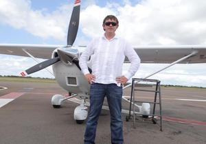 В космос вместе с Ди Каприо полетит российский бизнесмен