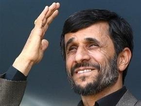 Ахмадинеджад идет на второй президентский срок