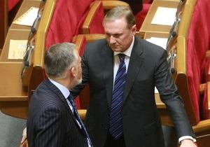 Новая Рада: Лидер регионалов в Раде пообещал выступать на украинском языке