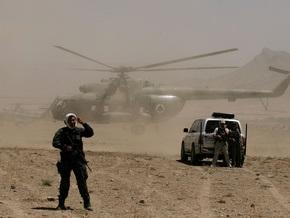 Новый генсек НАТО прибыл в Афганистан