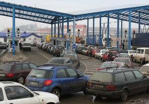 На границе с Польшей задержаны таможенники, ежедневно бравшие взятки в 20-30 тысяч грн