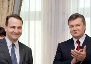 Соглашение об ассоциации с ЕС: Польша торопит Украину - такой возможности больше может не быть