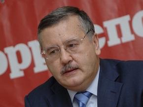 Турчинов пообещал Гриценко показать копии газовых контрактов