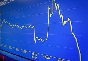 Украинский фондовый рынок открыл неделю резким падением