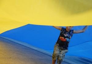 Над Потемкинской лестницей поднимут 19-метровый флаг Украины