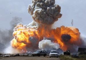 НАТО отчиталась об уничтожении 30% военного потенциала сил Каддафи