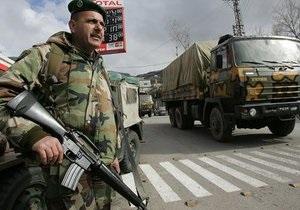 В Сирии правительственные войска убили шесть оппозиционеров