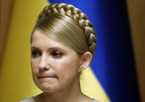 НГ: Тимошенко теряет статус лидера оппозиции