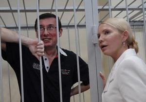 Батьківщина в Высшем админсуде будет добиваться включения Тимошенко и Луценко в бюллетени