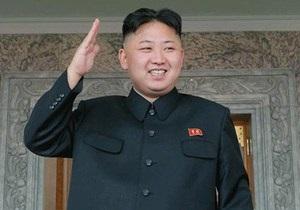 В столице КНДР прошла демонстрация в поддержку Ким Чен Уна