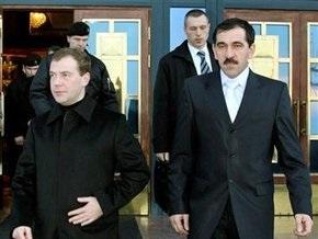 Евкуров вновь назначен на пост президента Ингушетии