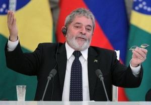 В Венесуэле не исключают, что переговоры по Ливии будет вести экс-президент Бразилии