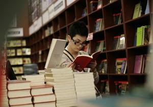 В Украине растет тираж книг, изданных на русском языке
