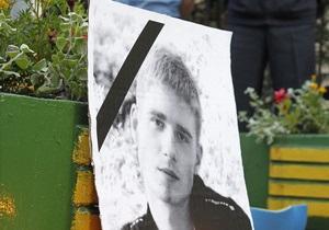 Суд в апреле изучит все обстоятельства гибели студента в киевском РОВД
