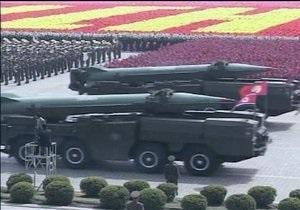 КНДР пригрозила Южной Корее и США увеличением ядерного арсенала