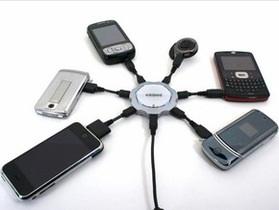 В Европе стандартизируют  мобильные телефоны под единые зарядные устройства