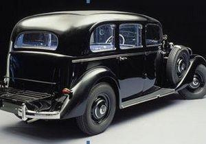 Первому дизельному автомобилю исполнилось 75 лет