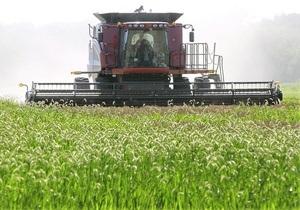 Украина наращивает производство сельскохозяйственной продукции