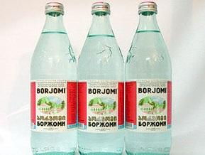 СЭС: В минеральной воде Боржоми обнаружены вредные вещества