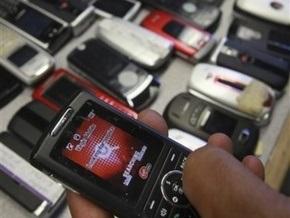 С 1 июля в Украине запрещено продавать незарегистрированные мобильные телефоны
