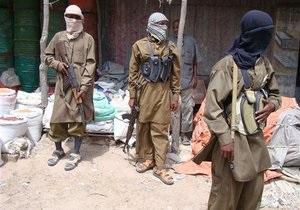 Ответственность за взрыв в Афганистане взяли на себя талибы