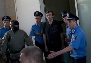 После обследования в больнице Луценко переведут в СИЗО