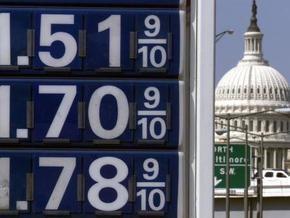 Литр бензина в США упал до 50 центов