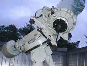 В Швеции открыт крупнейший в стране телескоп