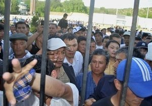 В организации беспорядков в Кыргызстане обвинили бывшего советника Бакиева