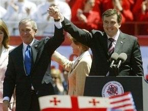 Буш создаст институт подготовки новых зарубежных лидеров