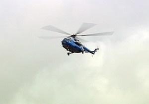 В Кремле построили вертолетную площадку для Путина