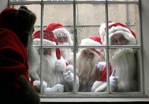 В США открыли Зал Славы Санта-Клаусов