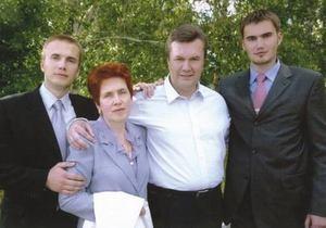 Корреспондент: Бизнес семьи Януковича. Полный текст статьи