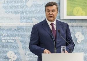 Глава МИД Швеции: Янукович провел длительную встречу с известными европейскими политиками