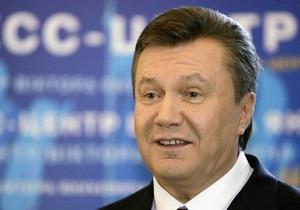 Янукович в случае победы на выборах займется преодолением кризиса