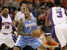 NBA: Денверский сбой