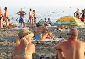 В Одессе на четырех пляжах запретили купаться